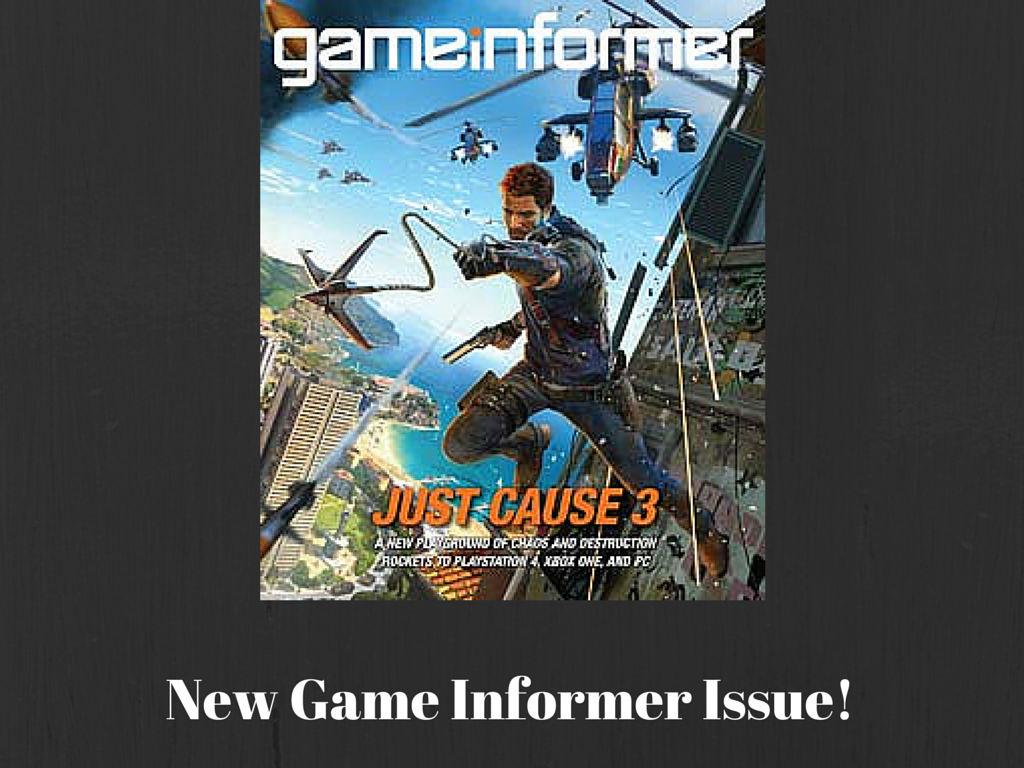 Game Informer Issue #260