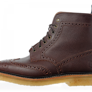 Men Brown boots