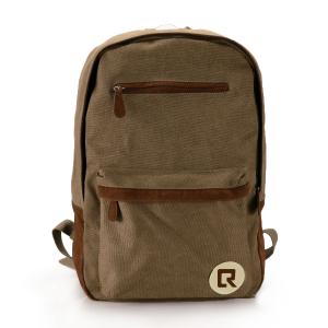 traveling-backpack-canvas-coffee-school-book-bag