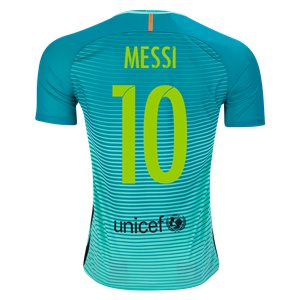 lowest price a17c0 d7078 Nike Lionel Messi Barcelona Third Jersey – Real Soccer Shop