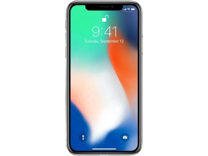 Image of an iPhone X