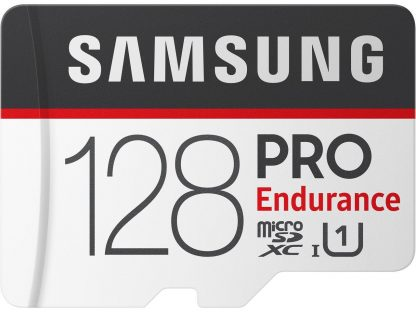 image of an sd card with 128 GB space
